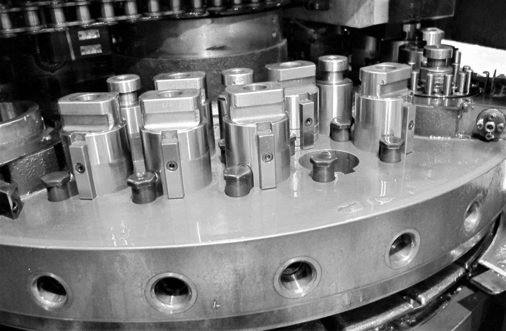 CNC Punch Turret