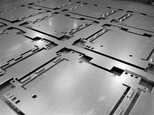 CNC Punching Sheet Metal